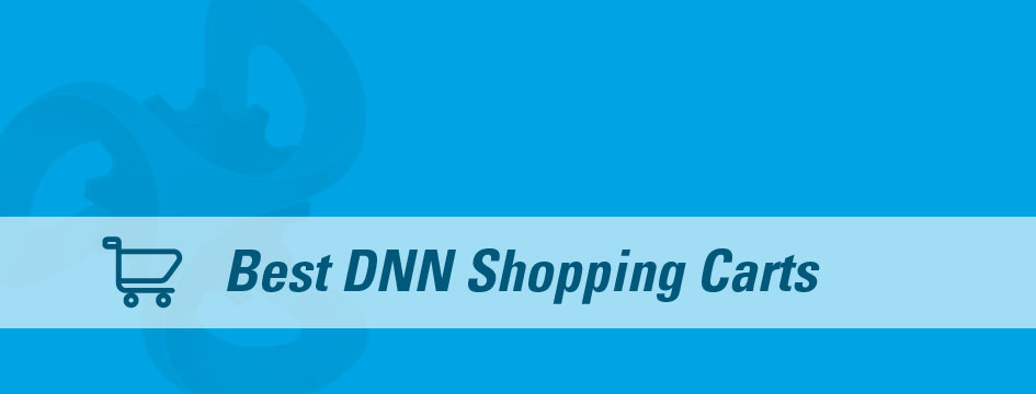 Best DNN Shopping Cart