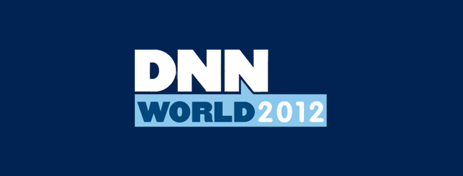 Dot Net Nuke World 2012 Speakers & Sponsors