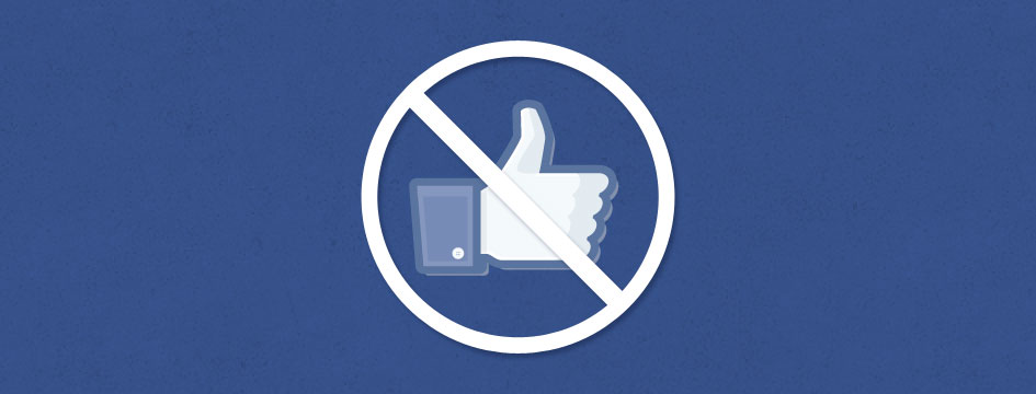 Your Facebook Likes No Longer Matter!