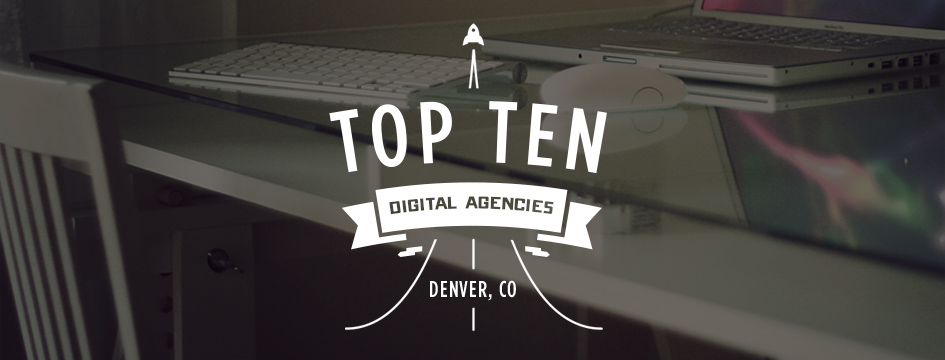 10 Pound Gorilla... One of Denver's Top 10 Digital Marketing Agencies