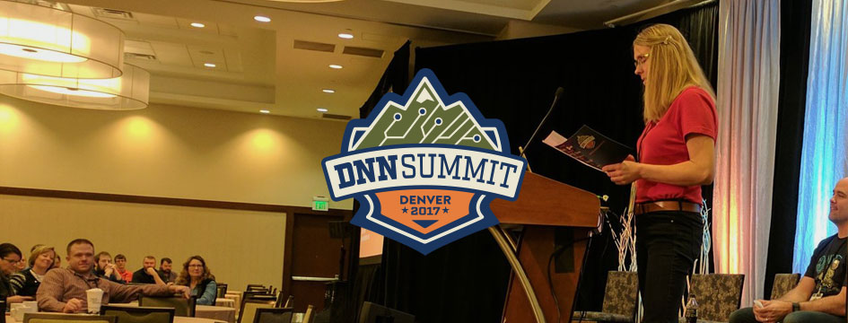 2017 DNN Summit Sessions
