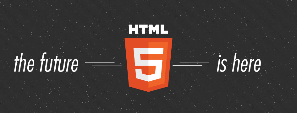 The Future of the Web: HTML5