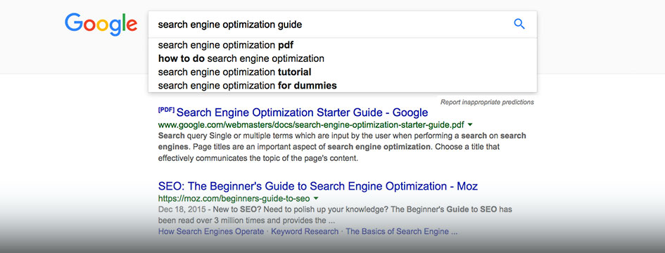 Google's SEO Best Practices: A Starter Guide