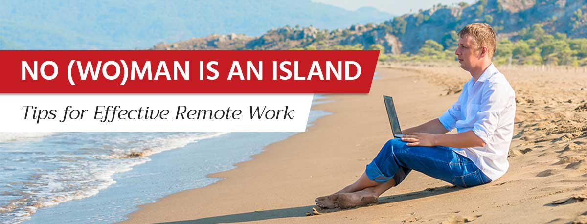 Are You Prepared to Run an Effective Remote Team?