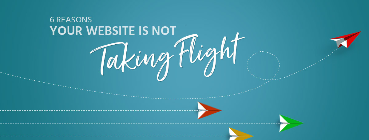 Are You Making These 6 Website Mistakes? Consider an Audit